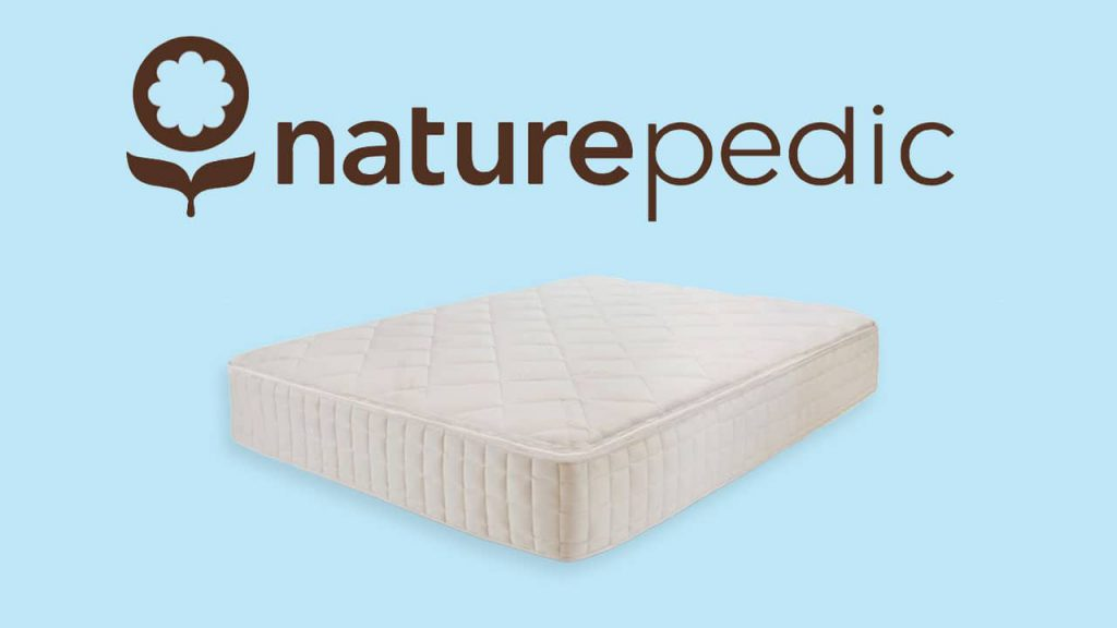 Naturepedic Organic Cotton Travel Changing Pad